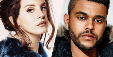 """Lana Del Rey quer tirar a roupa em """"Lust for Life"""", novo single feat. The Weeknd"""