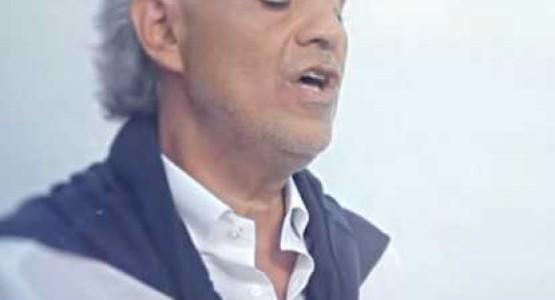 Dueto de Andrea Bocelli e Ariana Grande ganha clipe; Assista