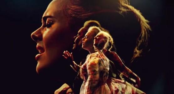 Adele está livre, leve e solta em seu novo clipe